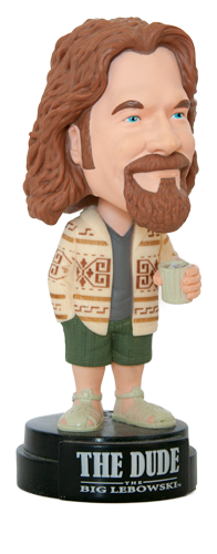 Big Lebowski Wacky Wobbler collectible