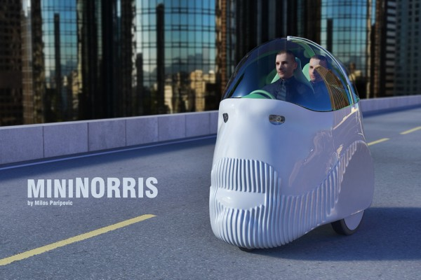 Mini Norris - Best Car in the World