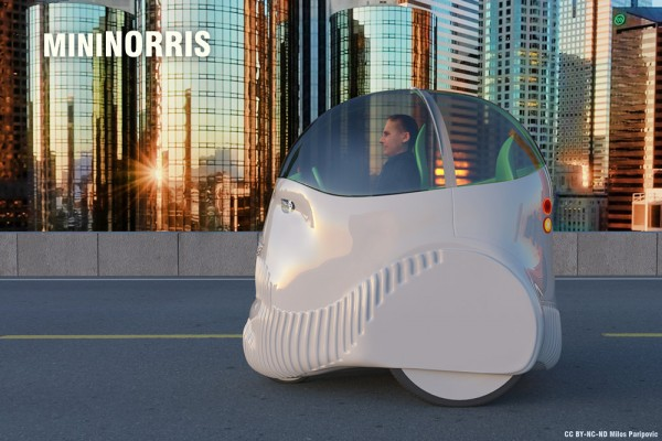 Mini Norris - Fastest Electric Car in the World
